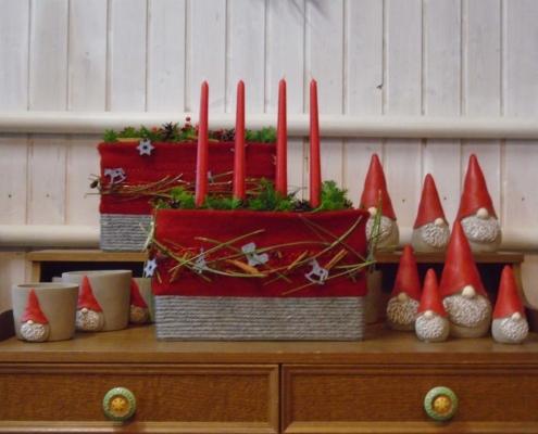 Gärtnerei Kiesewetter - Advent