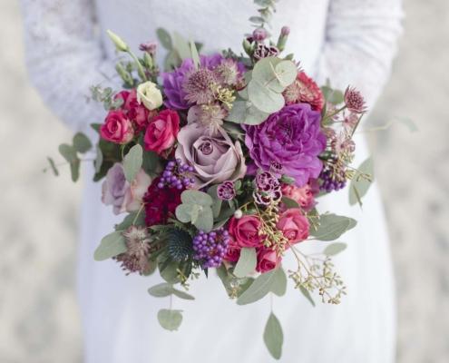 Hochzeit - Brautstrauss StyleShootOstsee-MiriamHoppePhotography